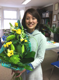Career course covers fundamentals of floristry