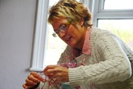Hazel Lines is conducting commercial floristry course